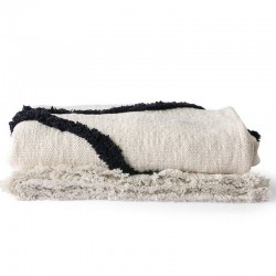 HK living  throw tufted...