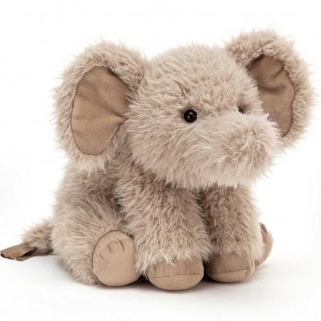 """Peluche éléphant """"curvie"""" Jellycat"""