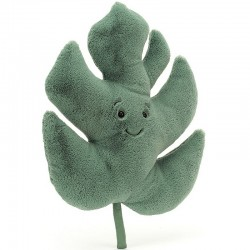 Peluche feuille tropicale Jellycat