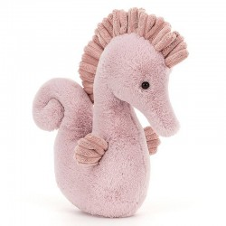 Jellycat seahorse sienna