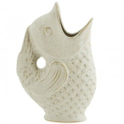 Madam Stoltz fish vase,...