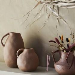 Madam Stoltz stoneware vase...