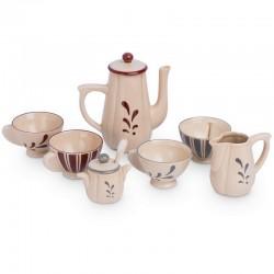 Jouet service à thé en porcelaine Konges sloejd