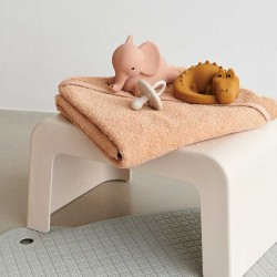 "Liewood - bath toy ""Vikky"" : safari, rose mix"