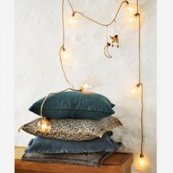 Indoor wire lights with...