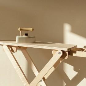 Jouet planche et fer à repasser en bois Konges slojd