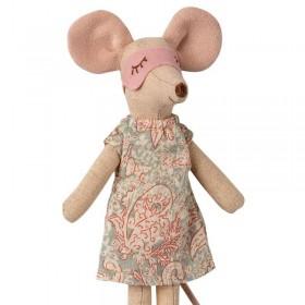"""Maileg ensemble de nuit pour souris """"Mum mouse"""""""