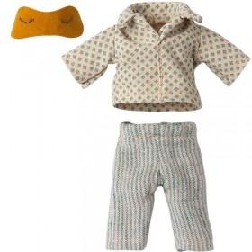 "Maileg pyjamas pour souris ""Dad mouse"""