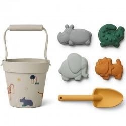 """Liewood jouets de plage bébé : safari, """"Dante"""""""