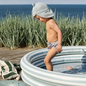 "Grande piscine Liewood ""Savannah"" blue stripe"