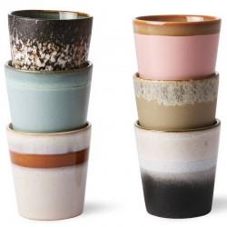 HK Living new ceramic 70's...