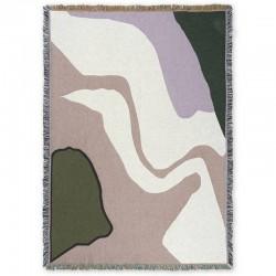 Ferm living Vista blanket,...
