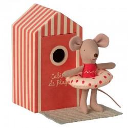 Maileg beach mouse little...