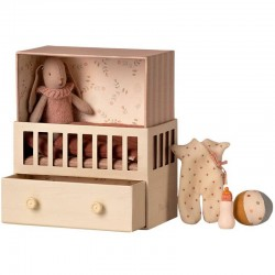 Maileg baby room with micro...