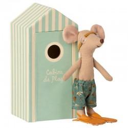 Maileg beach mouse Big...
