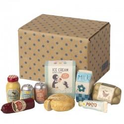Maileg - grocery box