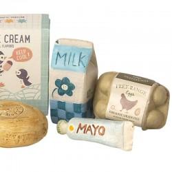 Maileg - vintage food, grocery box