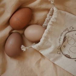konges slojd rattle eggs