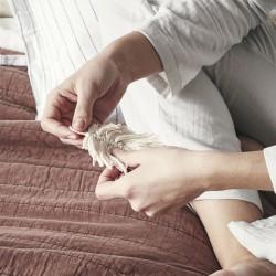 Feuilles prêts-à-parfumer, écru (S) By NORD
