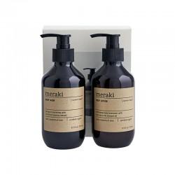 Meraki soap & lotion in a...