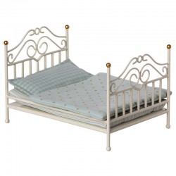 Maileg vintage bed micro,...