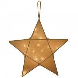 Numéro 74 lanterne étoile,...