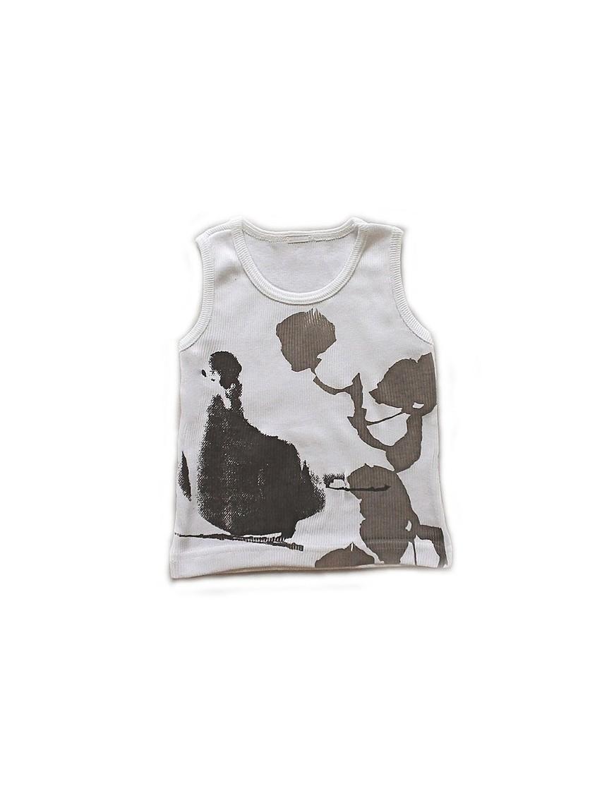 Tee-Shirt Impression Oiseau
