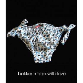 bakker made with love maillot de bain bikini tegel