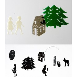 BOMBDESIGN - Mobile *Fairy Tales* 8 motifs