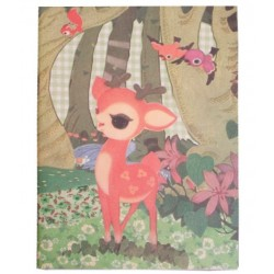 FROY&DIND - School Note Book - Deer