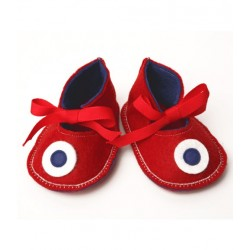 Chaussons Bébé Firecracker Shoes, Binkakinds