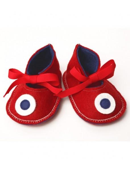 Chaussons Bébé Firecracker Shoes, Binkakinds