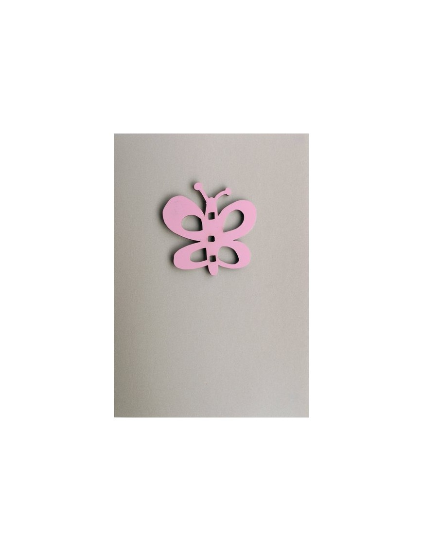 "Gift Card with Magnetic object ""Butterfly"""