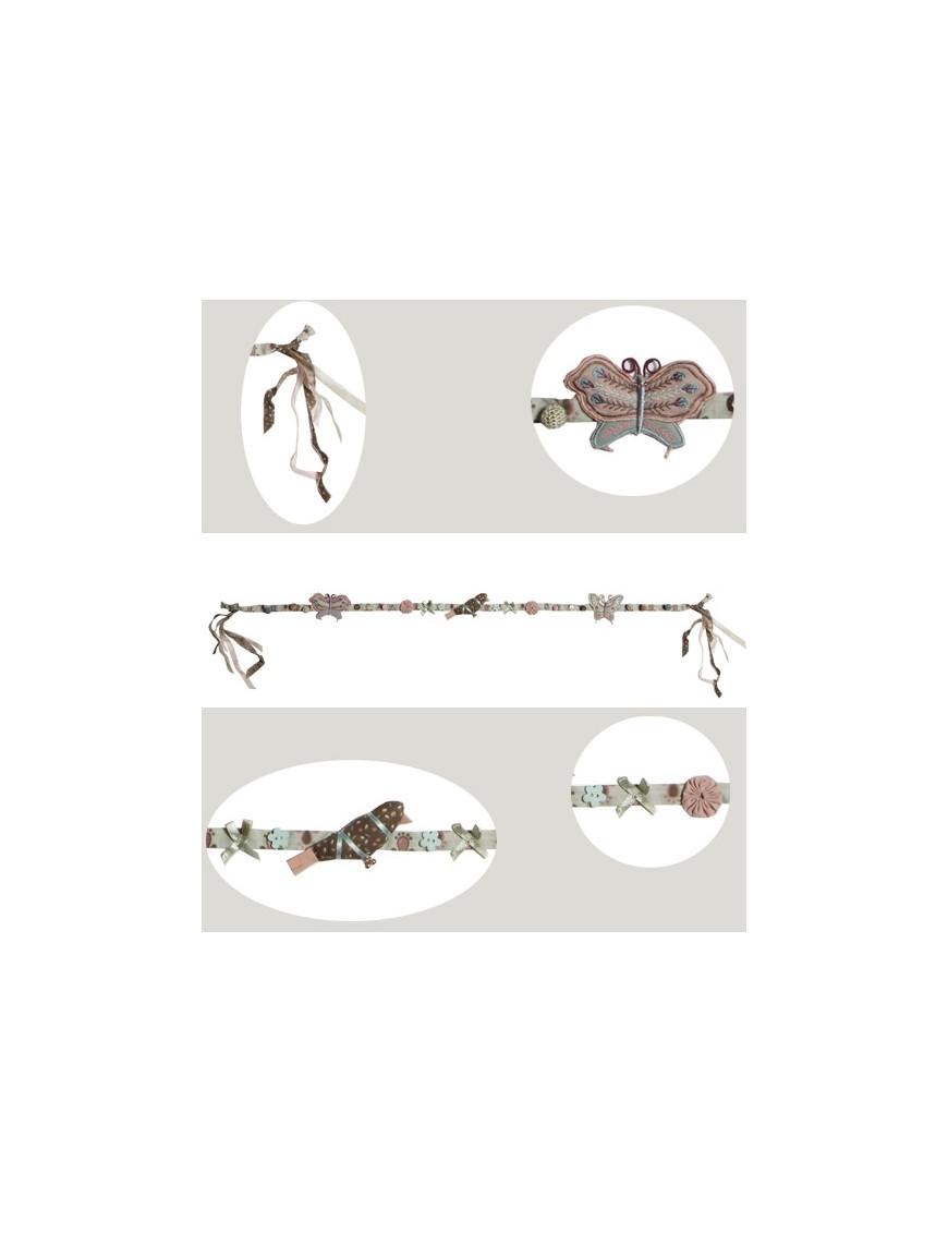 NEW - AIRDEJE - Guirlande oiseaux