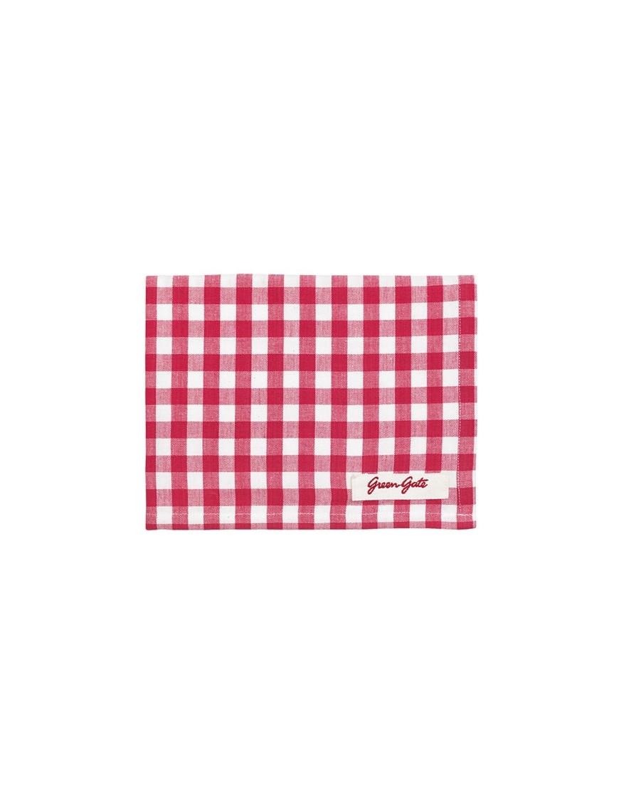 Greengate - Torchon Oda Raspberry