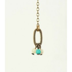 Tassia Canellis - Short Necklace - *Robin*