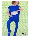BODEBO - Borino Pants - Blue