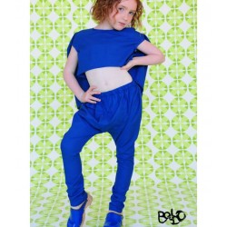 Bodebo borino pants -bBlue