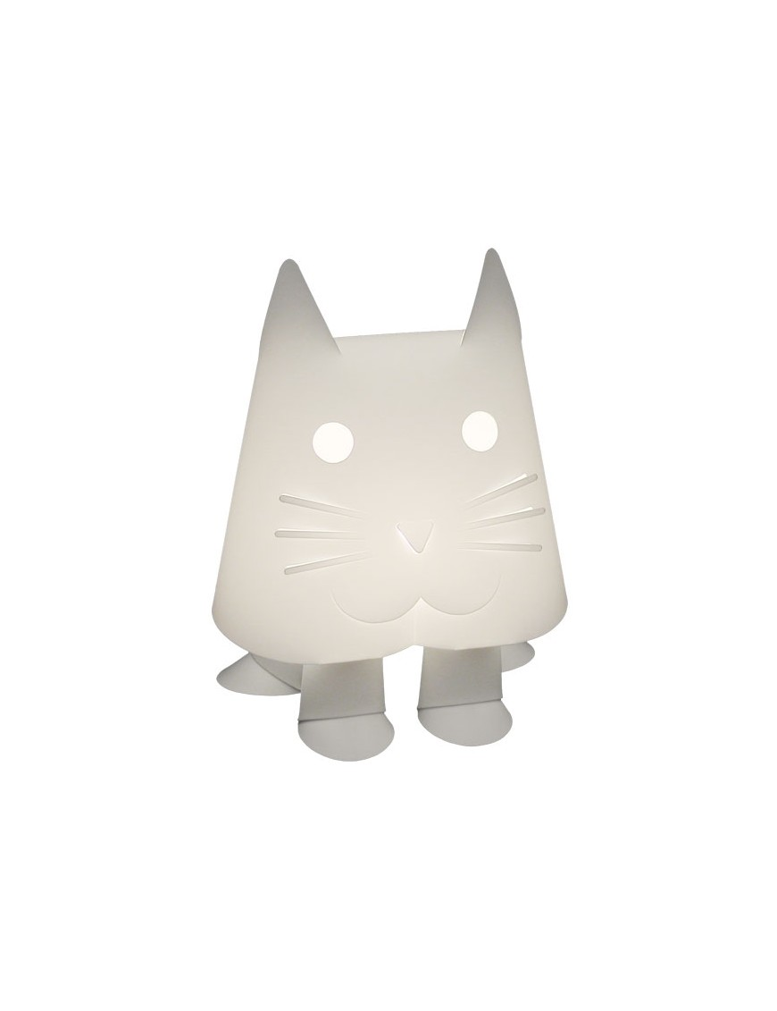 lampe design enfant chat zoolight