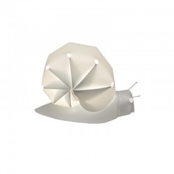 lampe design enfant escargot zoolight