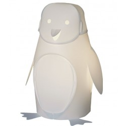 lampe design enfant pingouin zoolight