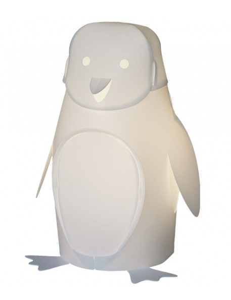 Pinguin Lamp for kids by Zoolight