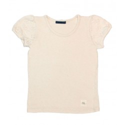WHIP CREAM -T-Shirt Blanc Cassé