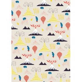 Fine Little Day - Krakatoa Print - 50x70 cm