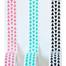 Ruban Adhésif Triangles Seventy Tree