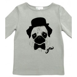 4a - little paul&joe tee shirt lucy