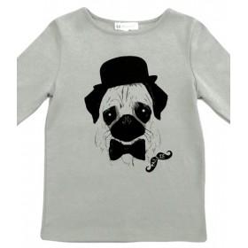 4y -little paul&joe lucy t-shirt