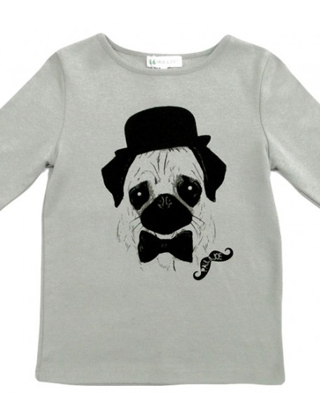 4y -little paul&joe lucy t-shirt