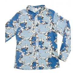 little paul&joe chemise liberty bleue