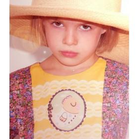 misha lulu vintage liberty dress
